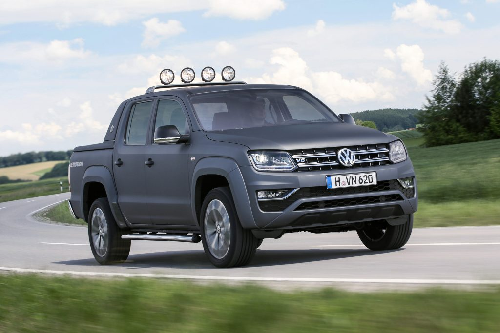 El Amarok gana el Premio Pick-up