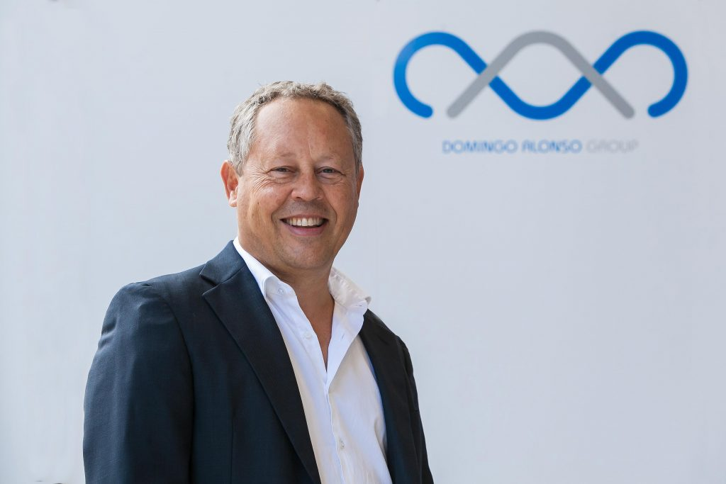 Oliver Alonso, nuevo Presidente de Domingo Alonso Group