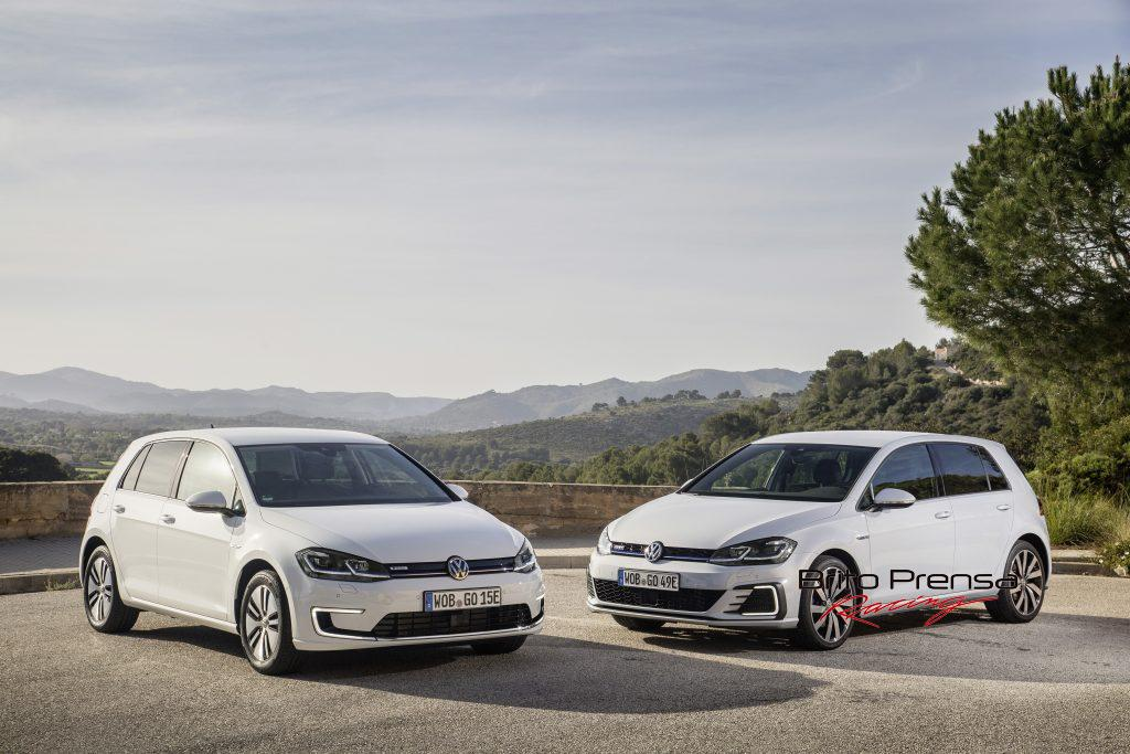 El e-Golf y el e-up! arrasan en los test ADAC EcoTest 2018