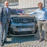 Premio a la «International Van of the Year» por el nuevo Opel Vivaro-e