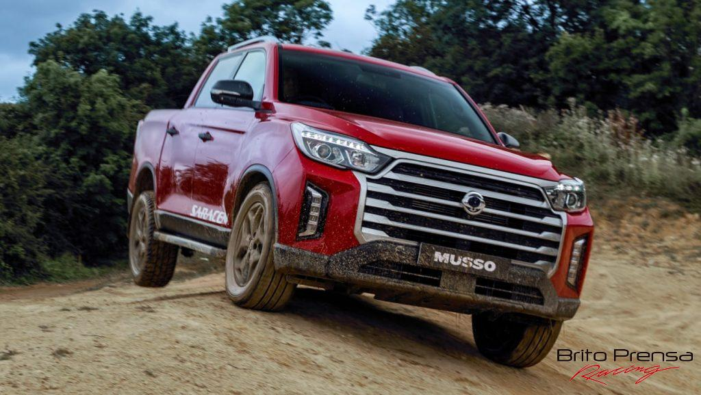 Nuevo SsangYong Musso Pick-up