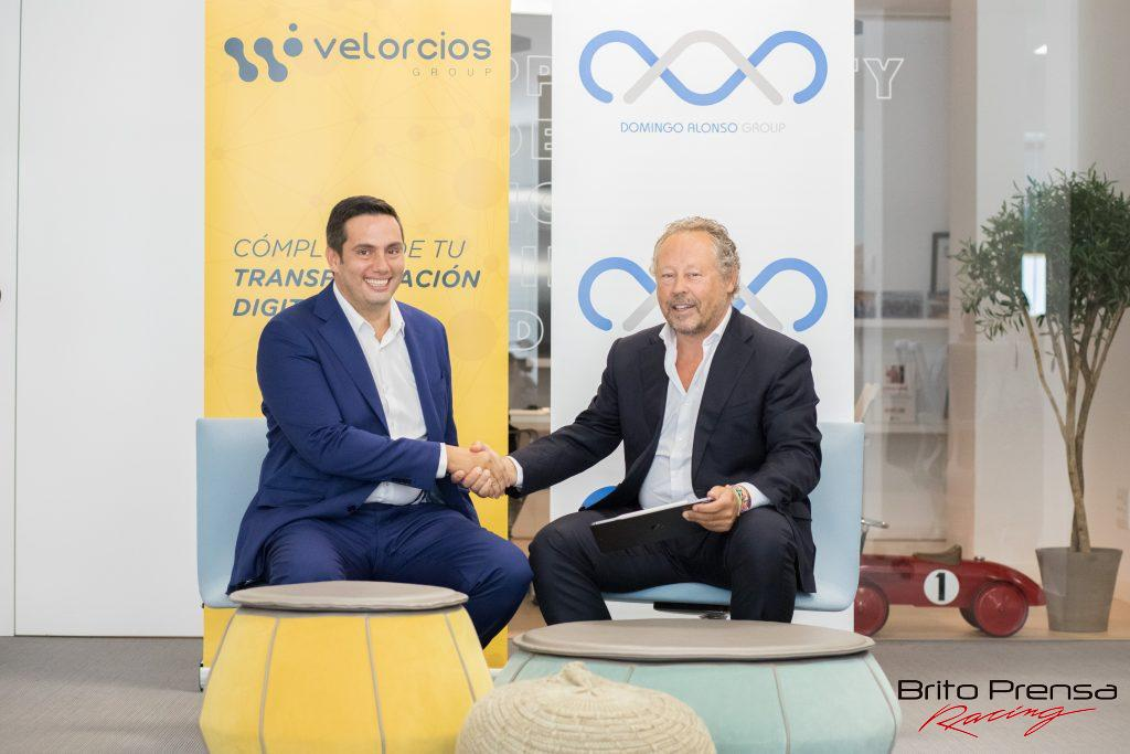 Domingo Alonso Group y Velorcios Group